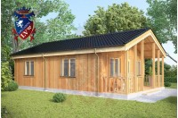 Residential Cabins Herne Bay 6.0m x 10.0m 732 1