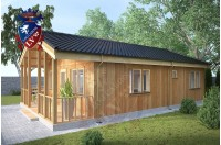 Residential Cabins Herne Bay 6.0m x 10.0m 732 4