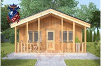 Residential Cabins Herne Bay 6.0m x 10.0m 732 3