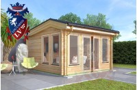Log Cabins Highgate 4.0m x 4.0m 775 1