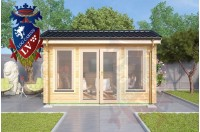 Log Cabins Highgate 4.0m x 4.0m 775 2