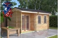 Log Cabins Kilndown 5.0m x 3.5m 782 2