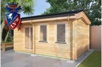 Log Cabins Kilndown 5.0m x 3.5m 782 3