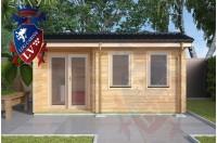 Log Cabins Kilndown 5.0m x 3.5m 782 1