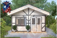 Residential Cabins Kingston 4.5m x 9.3m 684 4