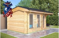 Log Cabins Kingswood 5.0m x 3.5m 783 4