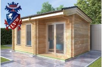Log Cabins Kingswood 5.0m x 3.5m 783 3