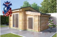 Log Cabins Lidsing 3.0m x 3.0m 777 3
