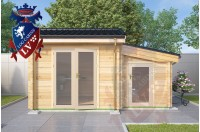 Log Cabins Lidsing 3.0m x 3.0m 777 4