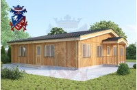 Residential Cabins Marden 11.5m x 9.5m 733 4