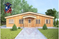 Residential Cabins Marden 11.5m x 9.5m 733 2