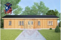 Residential Cabins Margate 13.5m x 6.0m 744 1