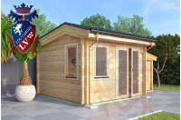 Log Cabins Newbarn 3.5m x 3.5m 781 1
