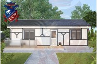 Residential Cabins Newhaven 9.3m x 4.5m 687 2