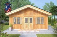 Residential Cabins Old Bexley 6.0m x 11.0m 735 1