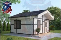 Residential Cabins Patching 4.5m x 4.5m 690 3