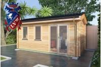 Log Cabins Pegwell 5.5m x 2.5m 788 4