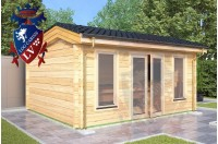 Log Cabins Petham 5.0m x 4.0m 786 4