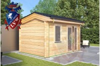 Log Cabins Plaxtol 4.0m x 3.0m 774 3