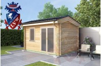 Log Cabins Plaxtol 4.0m x 3.0m 774 1