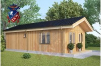 Residential Cabins Ramsgate 4.5m x 9.3m 722 1