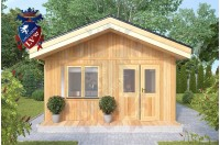 Residential Cabins Ramsgate 4.5m x 9.3m 722 3