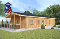 Residential Cabins Sheerness 14.0m x 6.5m 745 1