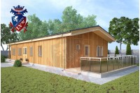 Residential Cabins Sheerness 14.0m x 6.5m 745 2