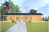 Residential Cabins Sheerness 14.0m x 6.5m 745 3