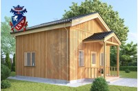 Residential Cabins Thanet 6.0m x 5.8m 738 6
