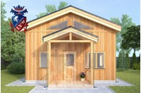 Residential Cabins Thanet 6.0m x 5.8m 738 5