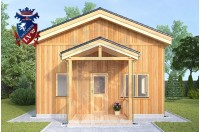 Residential Cabins Thanet 6.0m x 5.8m 738 4