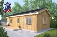 Residential Cabins Welling 9.3m x 4.5m 725 1