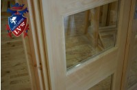 Log Cabin Doors 6
