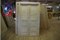 Log Cabin Doors 4