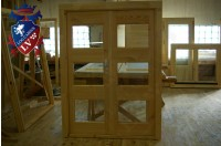 Log Cabin Doors 3