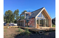 log cabins sussex Siberian Larch Clad Fully Insulated Garden Office Maria Teresa (6.0m x 4.0m) -7