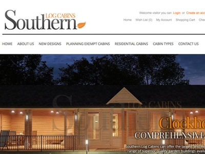 southernlogcabins